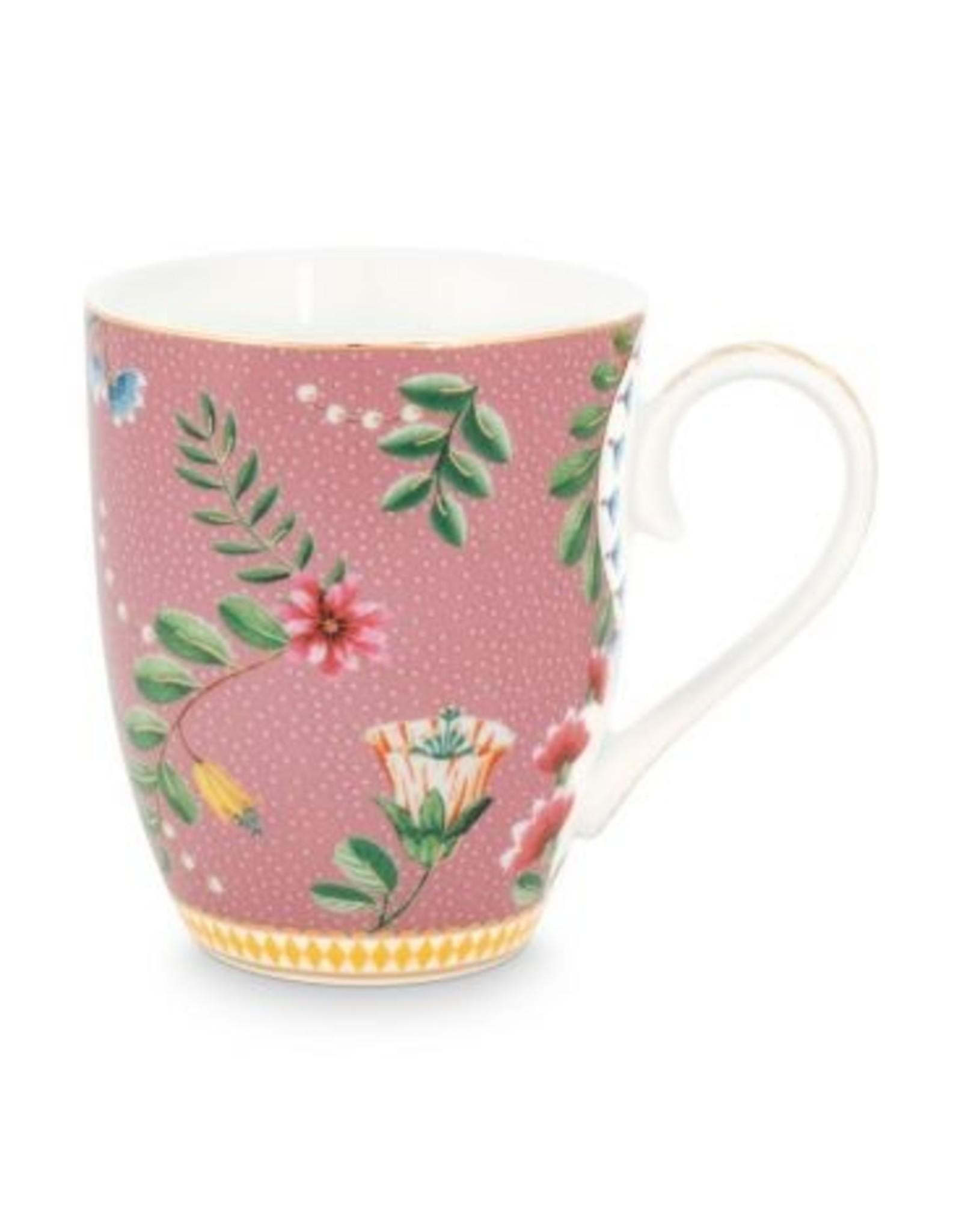 Pip Studio Pip Studio La Majorelle Tasse groß rosa