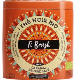 Terre d'Oc Bio Tee - Thé Caramel- Beurre sale