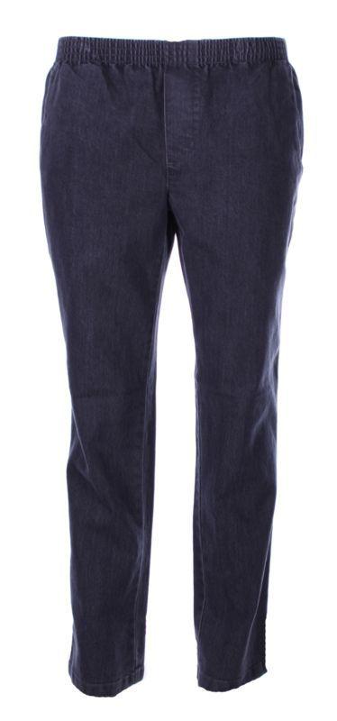 Grote elastiche heren broeken