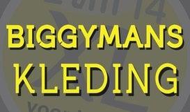 Biggymanskleding specialist in grote maten herenkleding
