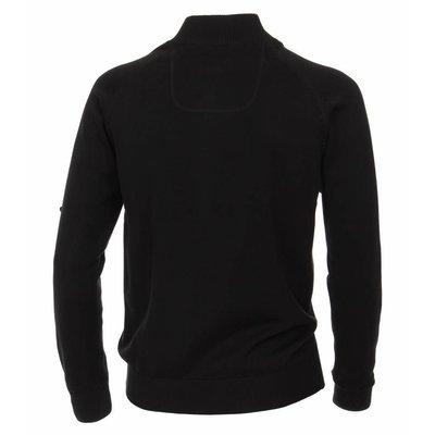 Casa Moda Veste Cardigan 004450/800 Noir 5XL