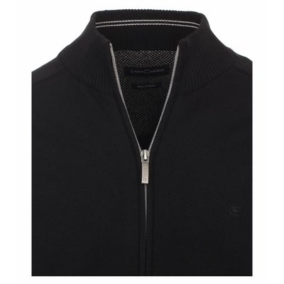 Casa Moda Cardigan cardigan 004450/800 Noir 6XL