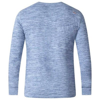 Duke/D555 Sweatshirt KS16163 blauw  3XL