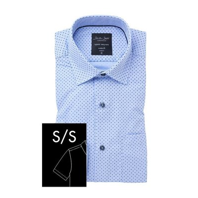 Seven Seas Overhemd  19310 Lido 3XL