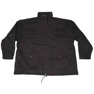 Honeymoon Jack zip off 6015-99 zwart 10XL