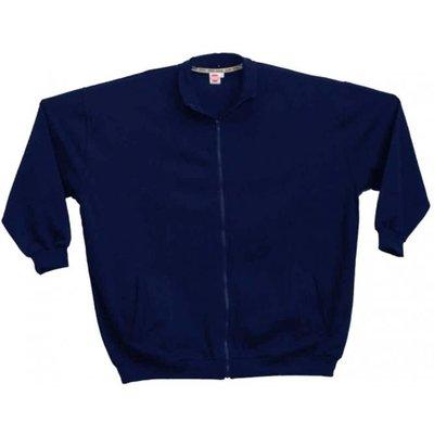 Honeymoon Cardigan vest 1400-80 navy 4XL