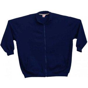 Honeymoon Cardigan vest 1400-80 navy 12XL