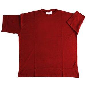 Honeymoon T-shirt 2000-30 rood 12XL