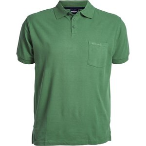 North 56 Polo 99011/600 groen 6XL