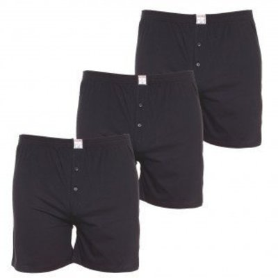 Adamo boxers zwart 129610/700 2XL