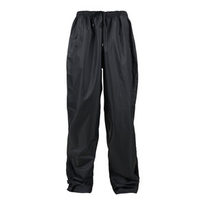 KAM Jeanswear Regenbroek KVS KV01T zwart 6XL
