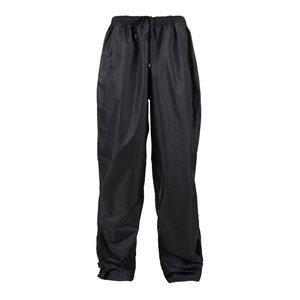 KAM Jeanswear Regenbroek KVS KV01T zwart 8XL