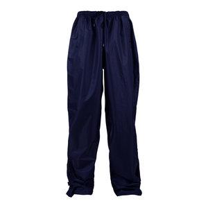 KAM Jeanswear Pantalon de pluie KVS KV01T marine 4XL