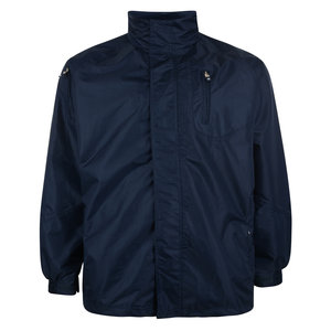 KAM Jeanswear Regen jas KVS KV01 navy 8XL