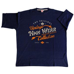 T-shirt lune de miel 2061-80 7XL