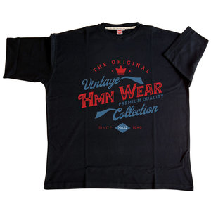 T-shirt lune de miel 2061-99 6XL