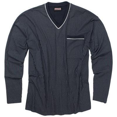 Adamo Pyjama lang 119252/360 5XL