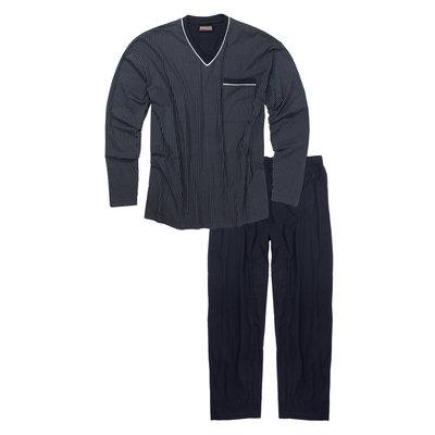 Adamo Pyjama lang 119252/360 6XL