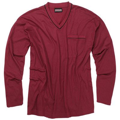 Adamo Pyjama lang 119252/590 9XL