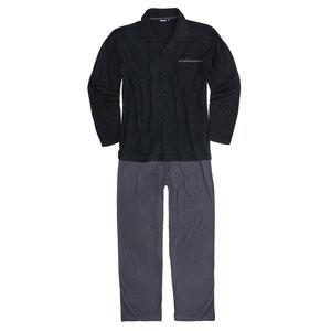 Pyjama Adamo long 119265/700 4XL