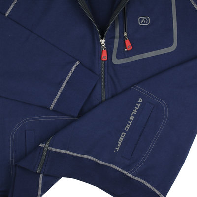Adamo sweatjacket 159804/360 12XL