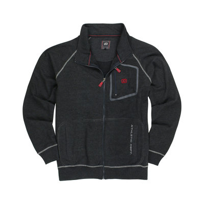 Adamo sweatjacket 159804/770 12XL