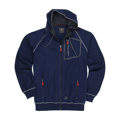 Adamo sweatjacket hoody 159806/360 14XL