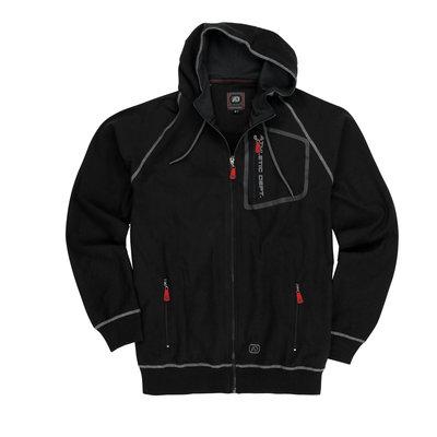 Adamo sweatjacket hoody 159806/700 10XL