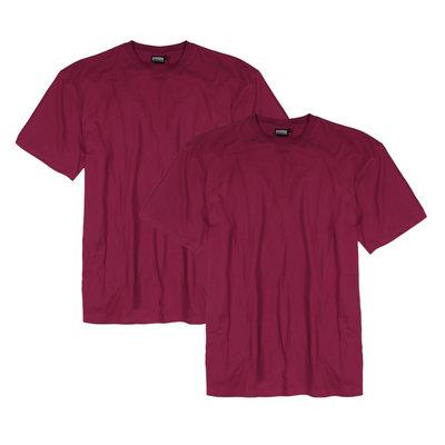 Adamo T-shirt 129420/570 10XL ( 2 stuks )