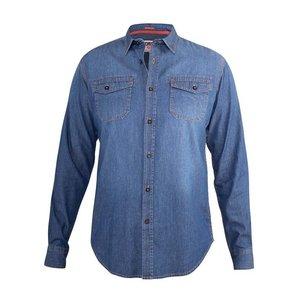 Duke/D555 Overhemd 110812 4XL