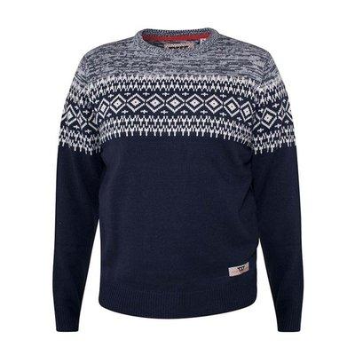 Duke/D555 Crew neck sweater 800803 2XL