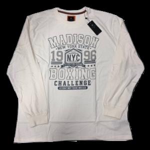 Kitaro T-shirt sweater 205100/610 8XL