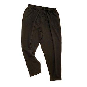 Honeymoon Pantalon de jogging noir 4XL