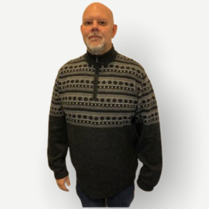 Kitaro Sweater Zip 205317/5101 4XL