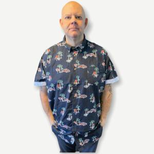 Duke/D555 Overhemd 100911 2XL
