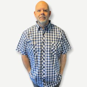 Kamro Overhemd 23785 4XL