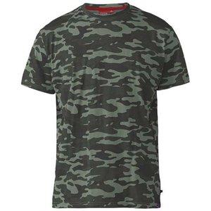 Duke/D555 T-shirt Gaston Jungle 5XL