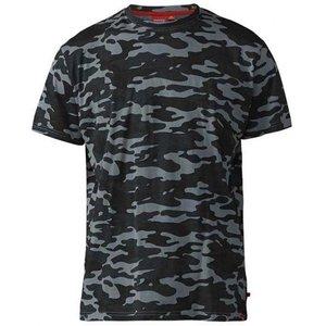 Duke/D555 T-shirt Gaston Storm 2XL