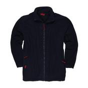Brigg Fleece vest navy 10824644 14XL