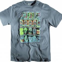 T-shirts de grande taille 5XL