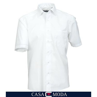 Casa Moda Casa Moda hemd wit 8070/0 - 7XL/55-56