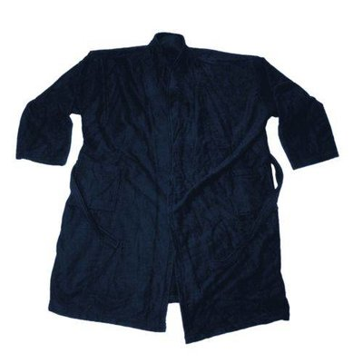 Badjas Honeymoon navy 5XL