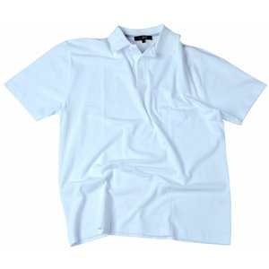 North 56 Polo North 99011/000 wit 5XL