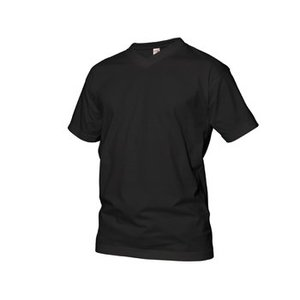 GCM Sports T-Shirt V-Neck GCM Sports zwart 6XL