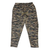 Camouflage joggingbroek 3XL