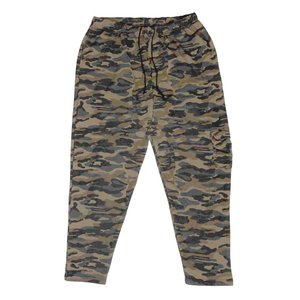 Camouflage joggingbroek 4XL