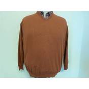 Casa Moda V-neck sweater 004130/490 3XL