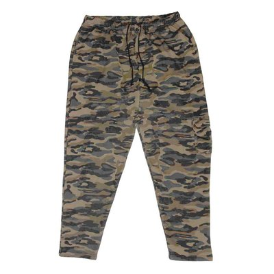 Camouflage joggingbroek 2XL