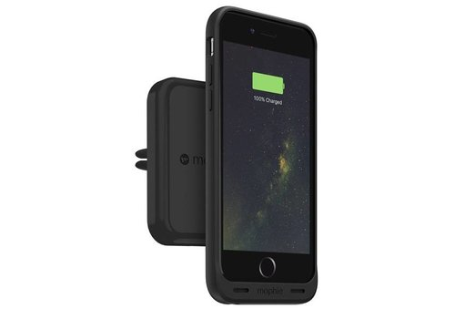 Mophie Charge Force Vent Mount  - Black