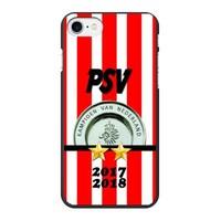 PSV Kampioen 2017 - 2018 hardcover iPhone 7/8 - zwart